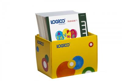 Logico Piccolo-boksi: Äidinkieli 1