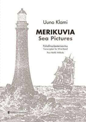 Merikuvia - Sea Pictures : large score