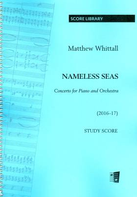 Nameless Seas : study score