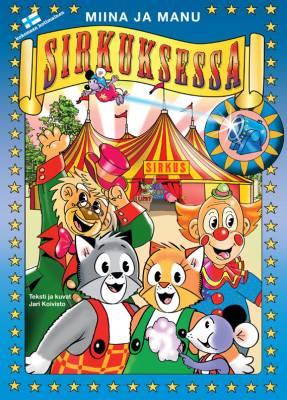 Miina ja Manu sirkuksessa