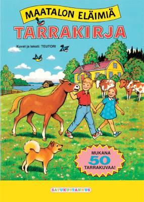 Maatalon eläimiä