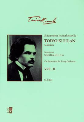 Soitinnuksia jousiorkesterille VOL. 2 Orchestrations for String Orchestra