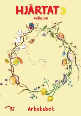 Hjärtat 3 Religion Arbetsbok