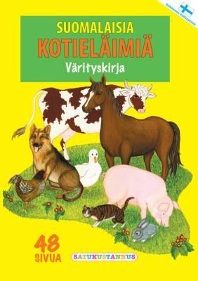 Suomalaisia kotieläimiä