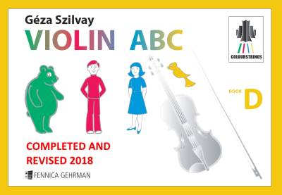 Colourstrings Violin ABC (BOOK D)