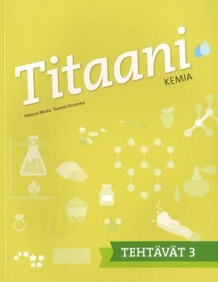 Titaani kemia 3 tehtävät