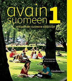 Avain suomeen 1 (MP3-cd)