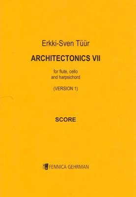 Architectonics VII, Version 1