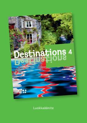 Destinations 4 (cd)