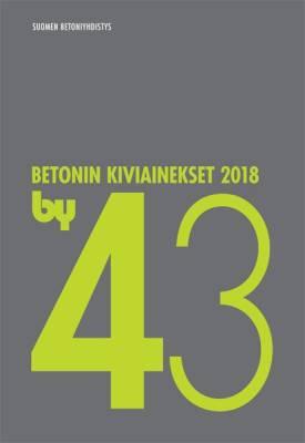 by 43 Betonin kiviainekset 2018