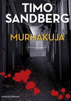 Murhakuja (mp3-cd)