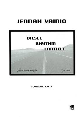 Diesel Rhythm Canticle : score and parts