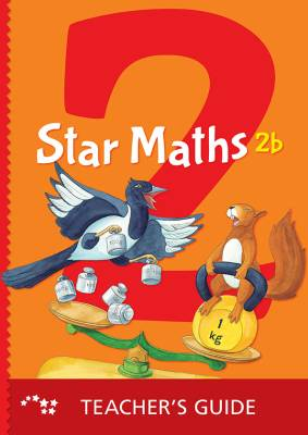 Star Maths 2b Teacher's guide