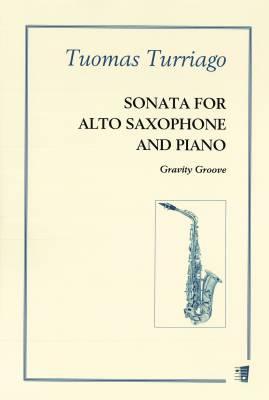 Sonata for Alto Saxophone and Piano