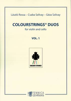 Colourstrings Duos for Violin and Cello, Vol. 1