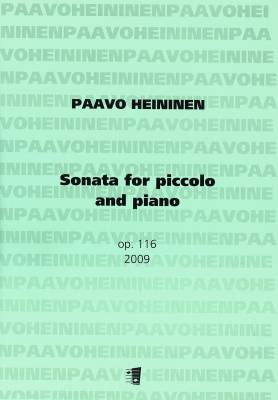 Sonata for piccolo and piano op. 116 (2009)