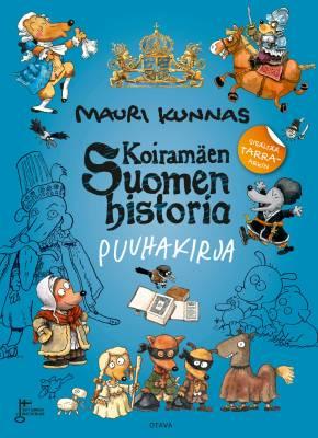 Koiramäen Suomen historia puuhakirja