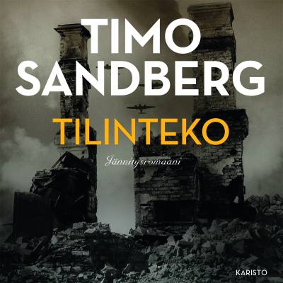 Tilinteko (mp3-cd)