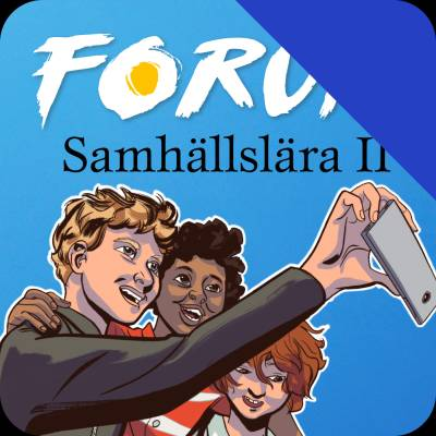 Forum Samhällslära II Digipaket (digibok + digiuppgifter) ONL