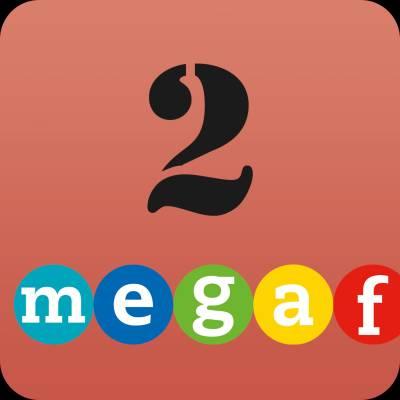 Megafon 2 digipaketti (digikirja + digitehtävät) ONL