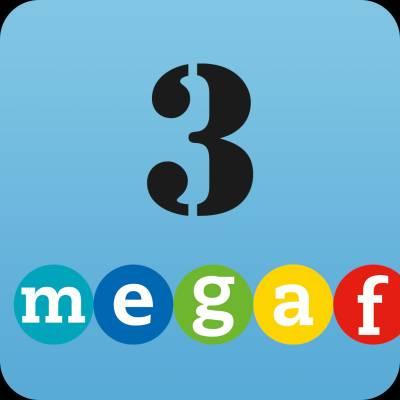 Megafon 3 digipaketti (digikirja + digitehtävät) ONL
