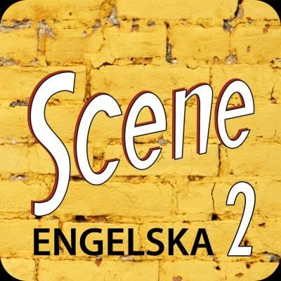 Scene 2 digipaket (digibok + digiuppgifter) ONL