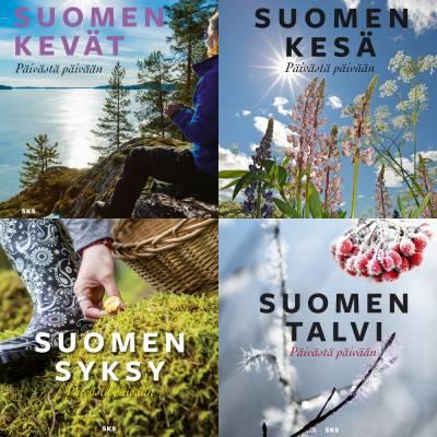 Suomen neljä vuodenaikaa -kirjasarja