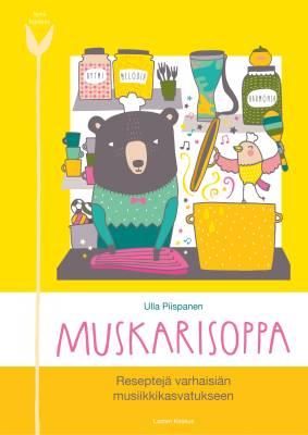 Muskarisoppa (+cd)