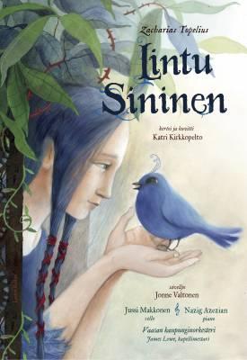 Lintu Sininen (+cd)