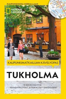 Kaupunkimatkailijan kävelyopas - Tukholma