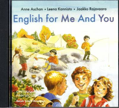 English for Me and You (cd)