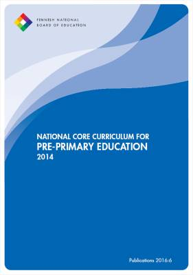 National Core Curriculum for Pre-primary Education 2014