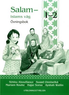 Salam - islams väg 1-2 övningsbok