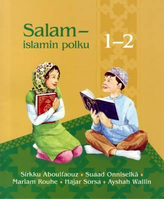 Salam - islamin polku 1-2 tekstikirja