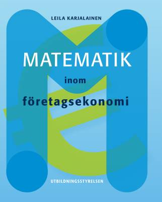 Matematik inom företagsekonomi