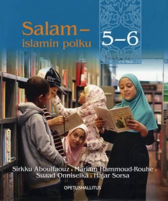 Salam - islamin polku 5-6 tekstikirja
