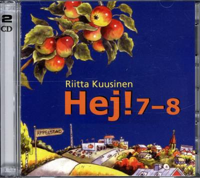 Hej! 7-8 (2 cd)