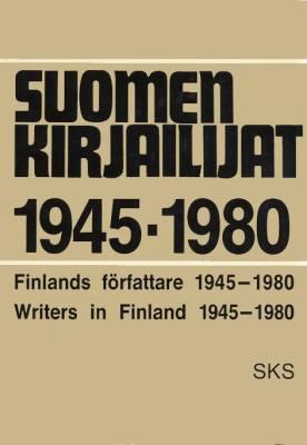 Suomen kirjailijat 1945-1980