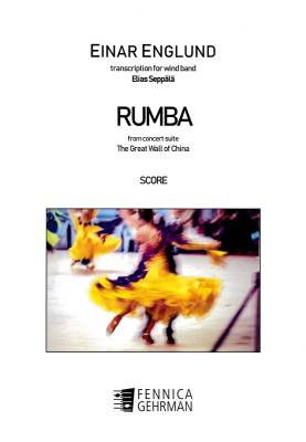 Rumba : for wind band / puhallinorkesterille