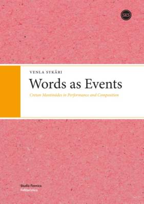 Words as Events