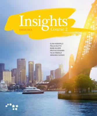 Insights Course 2 Engelska
