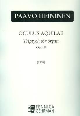 Oculus Aquilae - Trittico per organo Op. 18
