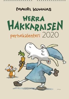 Herra Hakkaraisen perhekalenteri 2020