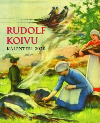 Rudolf Koivu 2020 (seinäkalenteri)