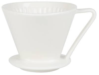 Kahvinsuodatin, keramiikka