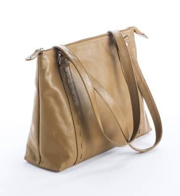 Sand-laukku (nahkaa)