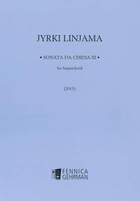 Sonata da chiesa III - for harpsichord