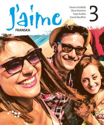 J'aime 3 franska