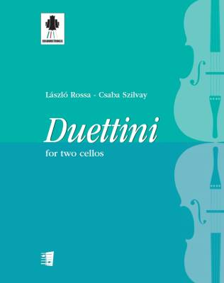 Duettini for two cellos (Colourstrings Cello ABC)