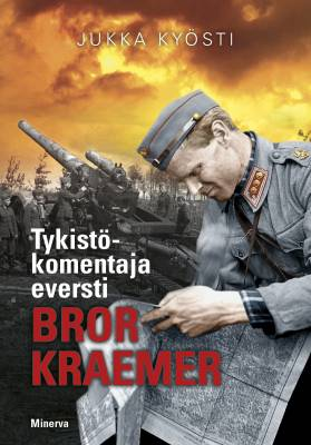 Tykistökomentaja eversti Bror Kraemer